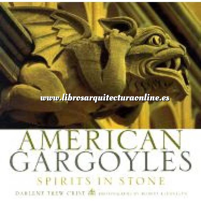 Imagen Tipologias. Plantas y alzados American gargoyles. spirits in stone