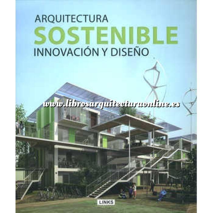 Imagen Vivienda ecológica Arquitectura sostenible. Innovación y diseño