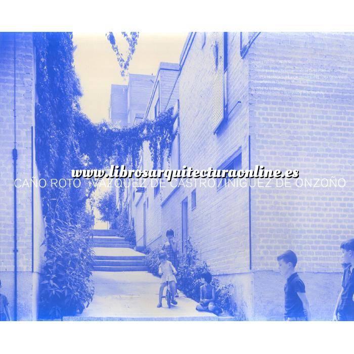 Imagen Viviendas sociales Caño Roto. Poblado dirigido de Caño Roto. Fase I y II