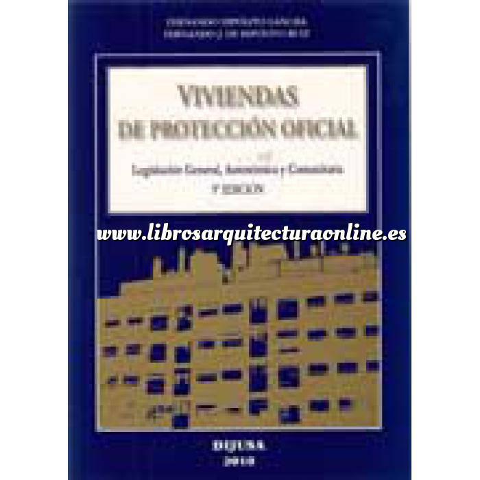 Imagen Viviendas sociales Viviendas de protección oficial. Legislacion general autonómica y comunitaria