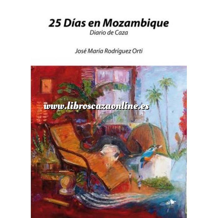 Imagen Caza internacional 25 Días en Mozambique. Diario de Caza