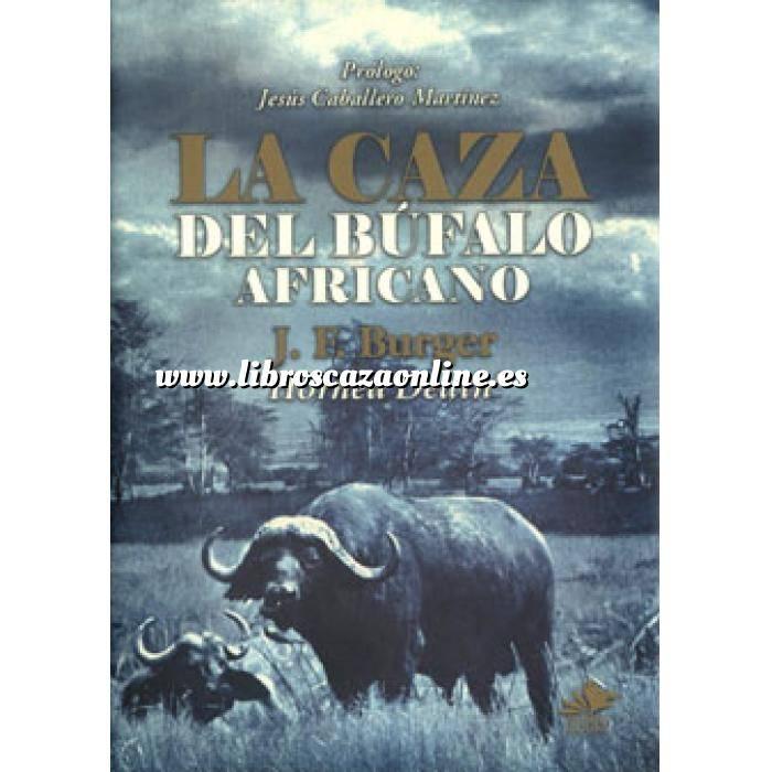 Imagen Caza internacional La caza del Búfalo africano