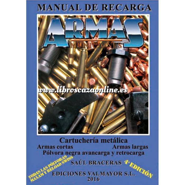 Imagen Caza internacional Manual de recarga de armas y municiones