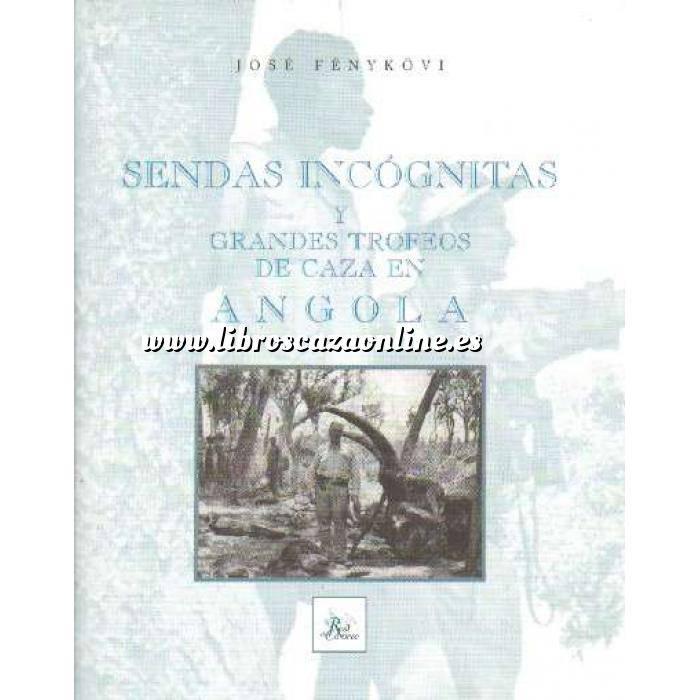 Imagen Caza internacional Sendas Incógnitas y grandes trofeos de caza en Angola