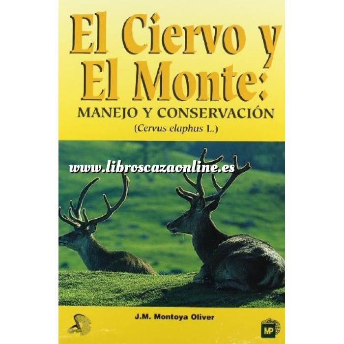 Imagen Caza mayor El ciervo y el monte