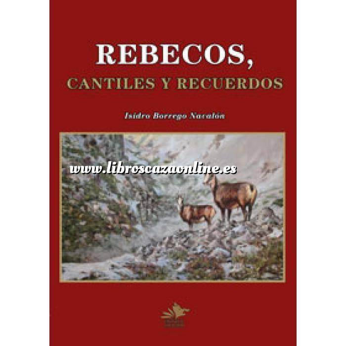 Imagen Caza mayor Rebecos, Cantiles y Recuerdos