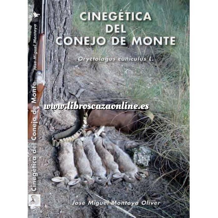 Imagen Caza menor Cinegética del Conejo de Monte