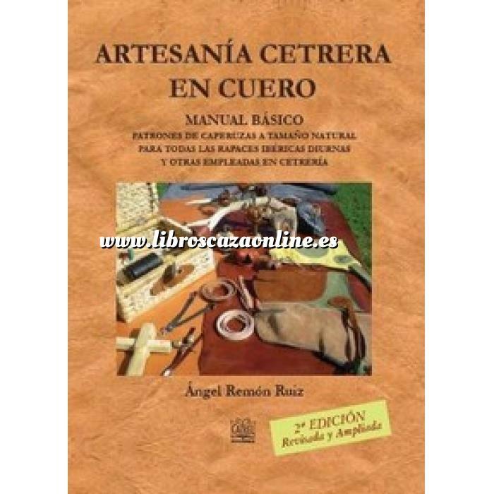 Imagen Cetrería y aves de caza Artesanía Cetrera en Cuero