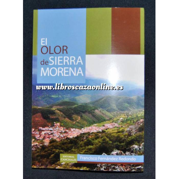 Imagen Relatos de caza El olor de Sierra Morena
