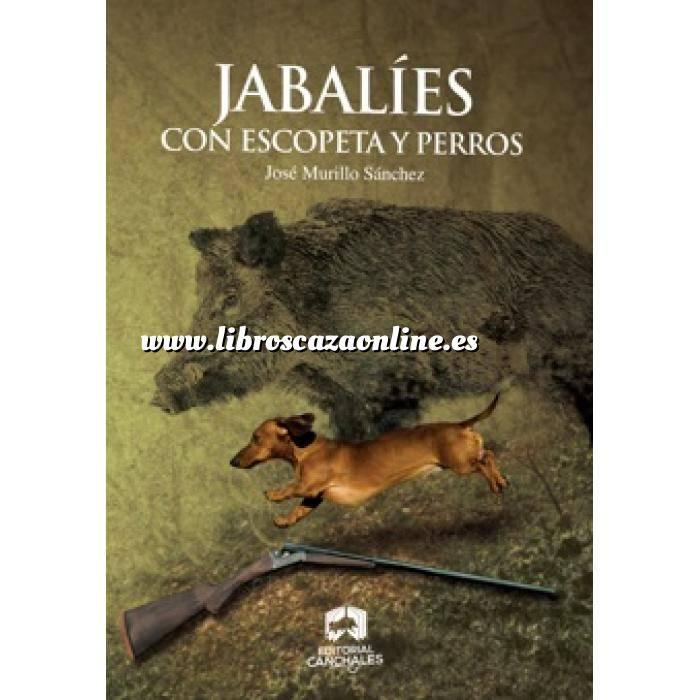 Imagen Relatos de caza Jabalíes con escopeta y perros