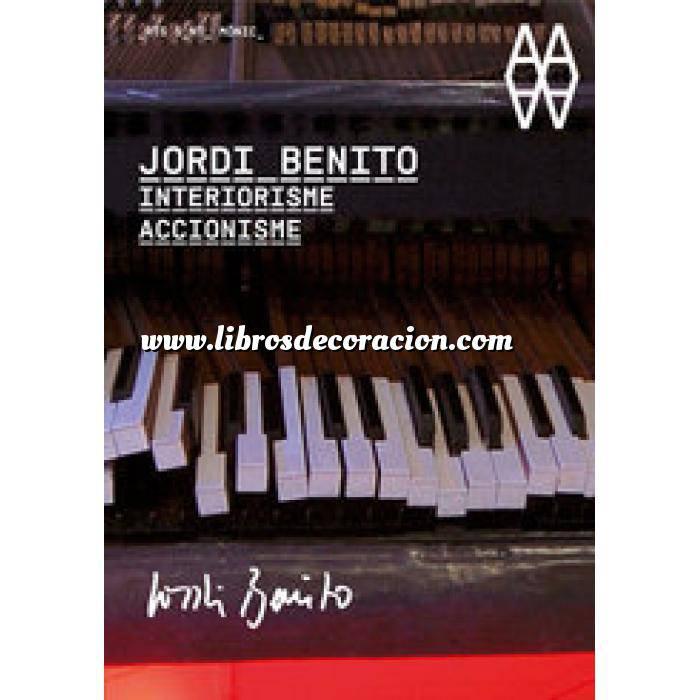 Imagen Decoradores e interioristas Jordi Benito. Interiorismo y accionismo