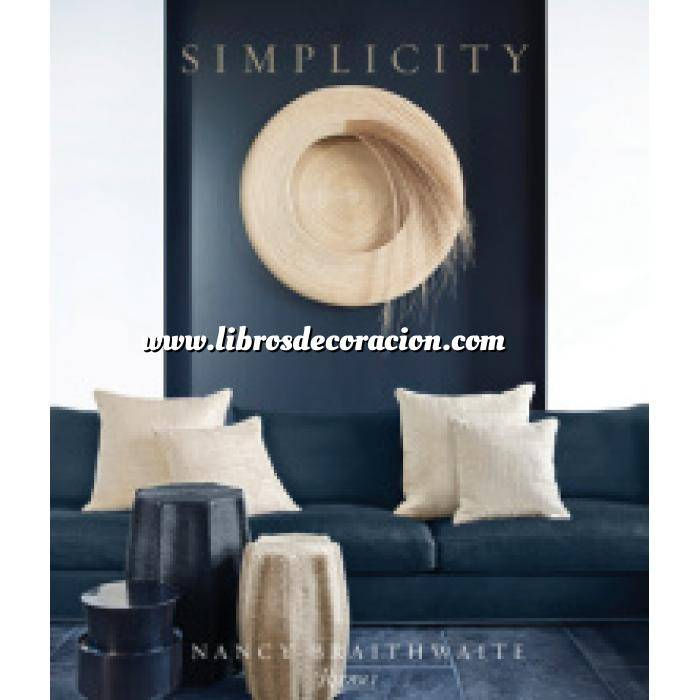 Imagen Decoradores e interioristas Nancy Braithwaite: Simplicity
