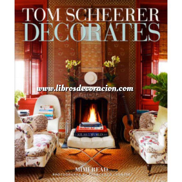 Imagen Decoradores e interioristas Tom Scheerer.Decorator