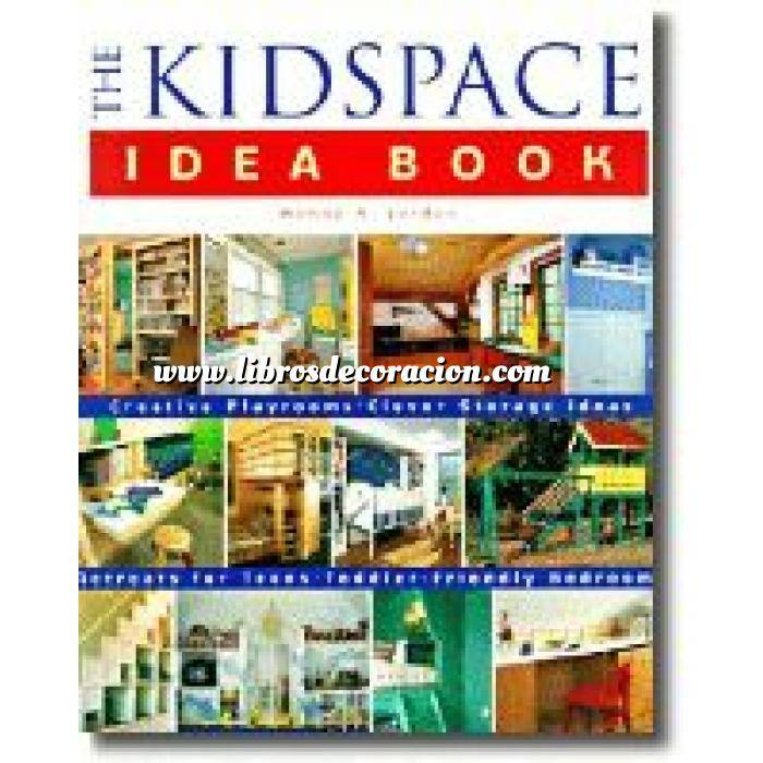 Imagen Detalles decorativos The kidspace idea book