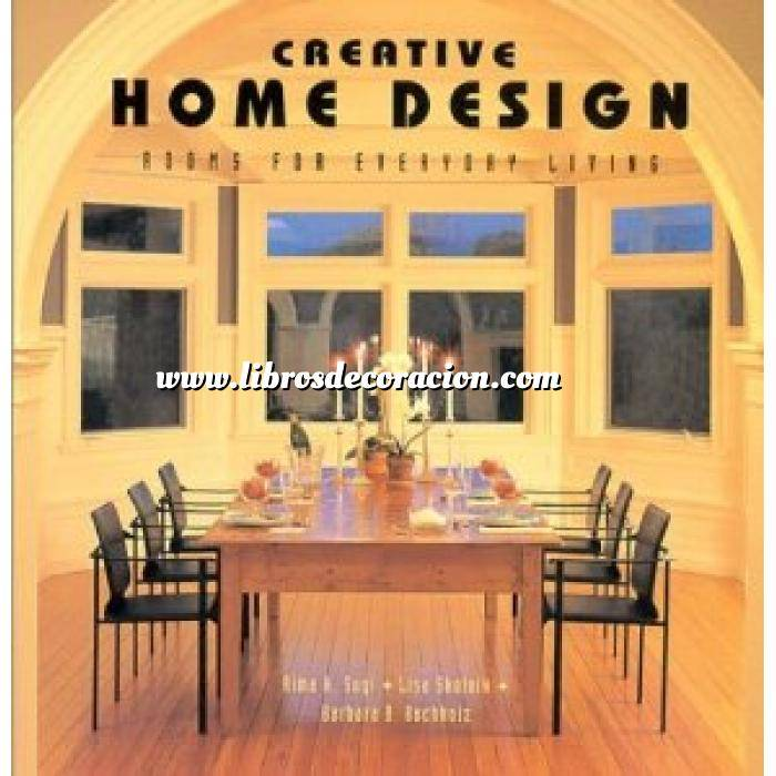 Imagen Estilo americano Creative home design. rooms for everyday living
