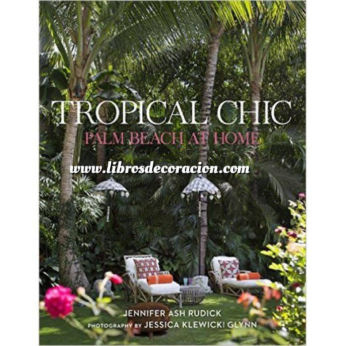Imagen Estilo americano Tropical Chic Palm Beach At Home