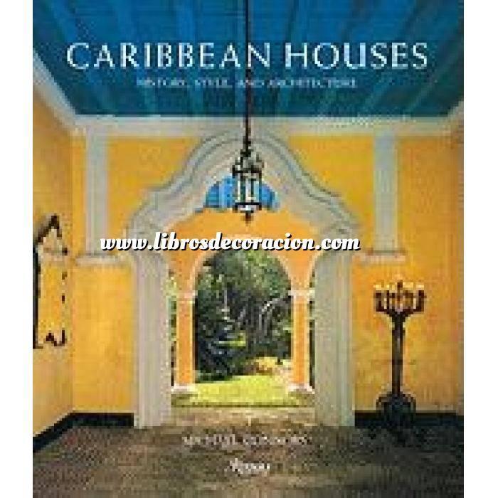 Imagen Estilo caribeño Caribbean houses. history, style, and architecture