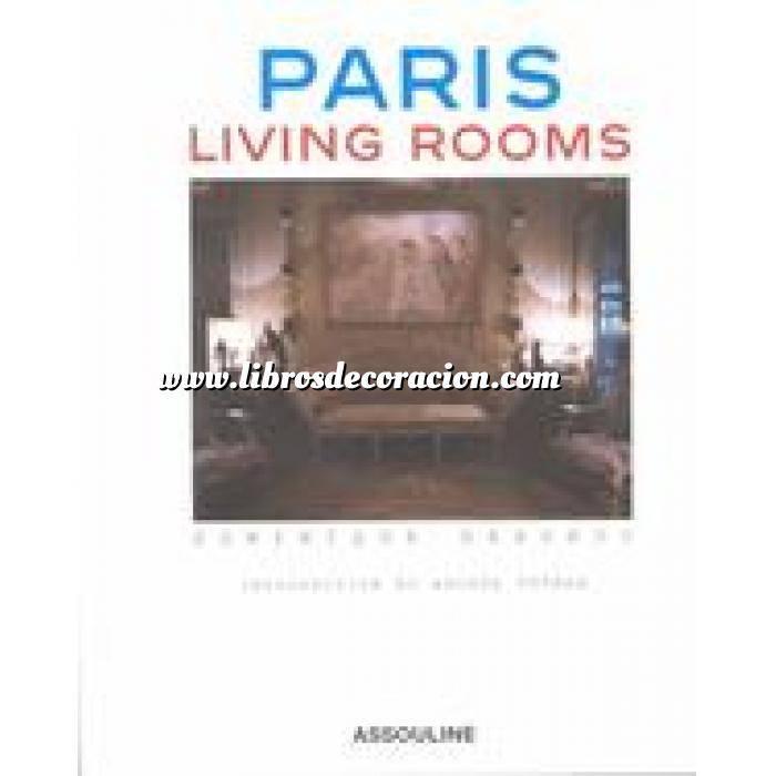 Imagen Estilo francés Paris. Living rooms