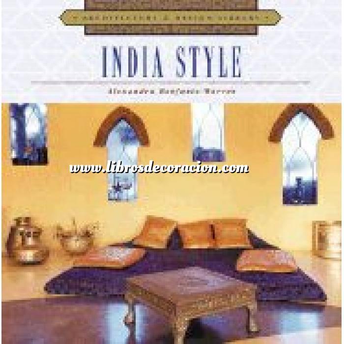 Imagen Estilo oriental India style