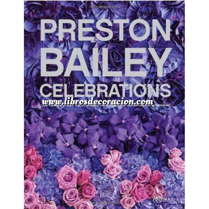 Imagen Presentación de mesas y arreglos florales Preston Bailey Celebrations