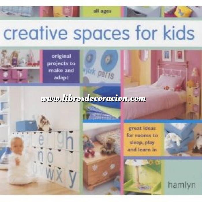 Imagen Salones y dormitorios Creative spaces for kids