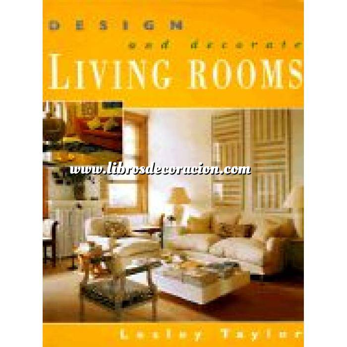 Imagen Salones y dormitorios Design and decorate. living rooms