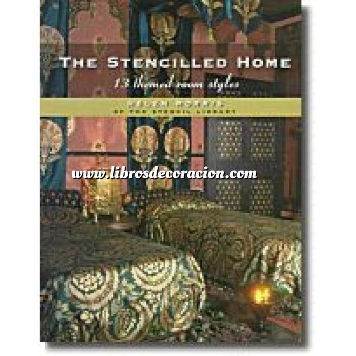 Imagen Salones y dormitorios The stencilled home. 13 themed room styles
