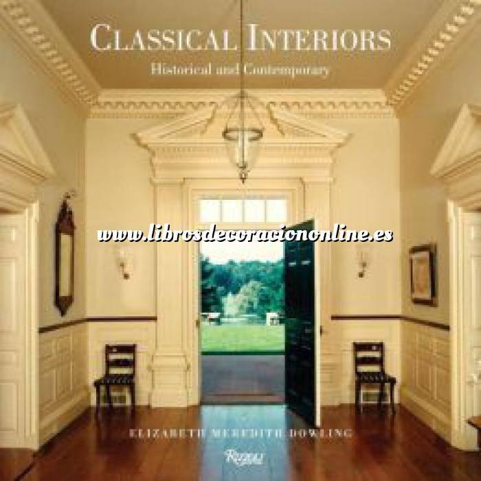Imagen Casas históricas y señoriales Classical Interiors: Historical and Contemporary