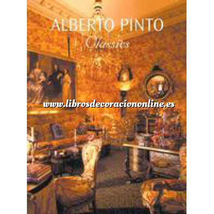 Imagen Decoradores e interioristas Alberto Pinto. classics