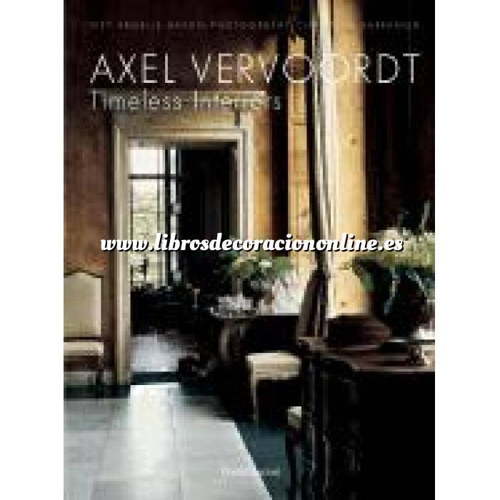 Imagen Decoradores e interioristas Axel vervoordt. timeless interiors