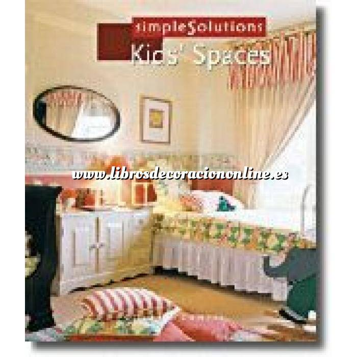 Imagen Decoradores e interioristas Simple solutions. Kids spaces