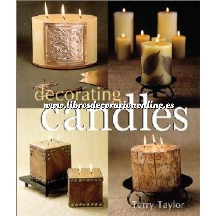 Imagen Detalles decorativos Decorating candles