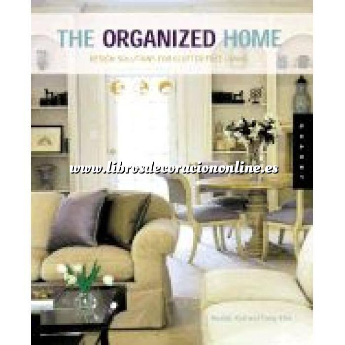 Imagen Detalles decorativos The organized home. Design solutions for clutter-free living