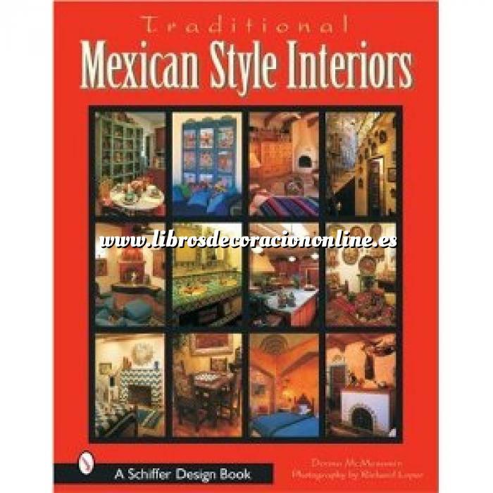 Imagen Estilo americano Traditional mexican style interiors