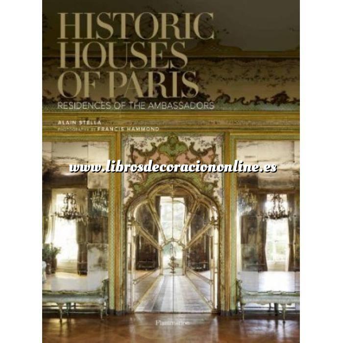 Imagen Estilo francés Historic houses of Paris. Residences of the Ambassadors