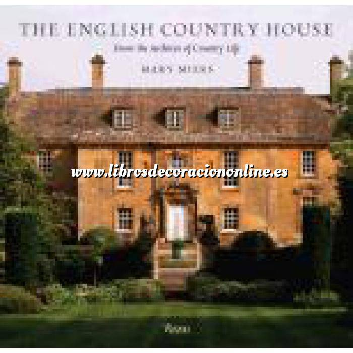Imagen Estilo ingles The English Country House: From the Archives of Country Life