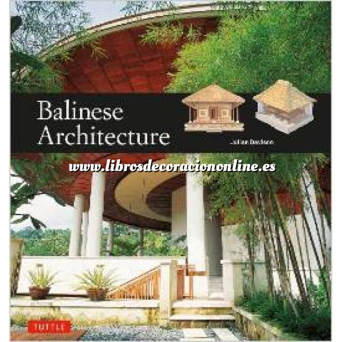 Imagen Estilo oriental Balinese Architecture