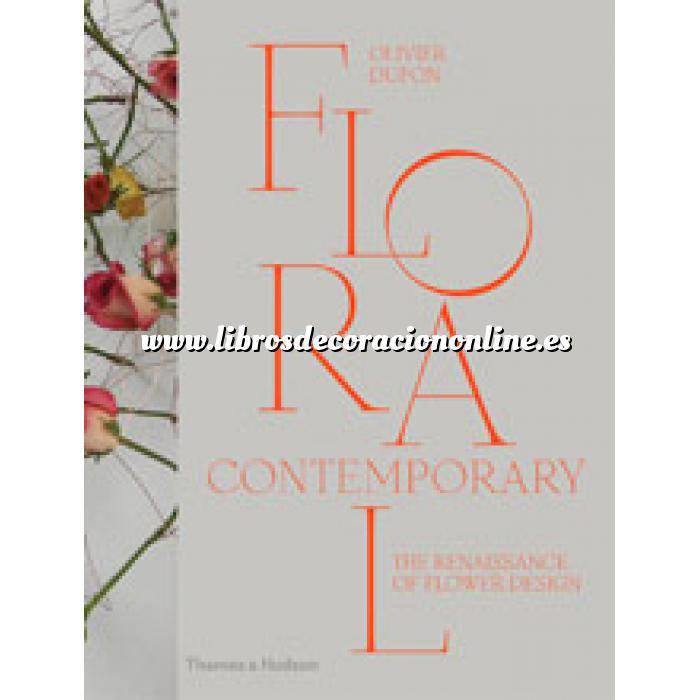 Imagen Presentación de mesas y arreglos florales Floral Contemporary.The Renaissance in Flower Design