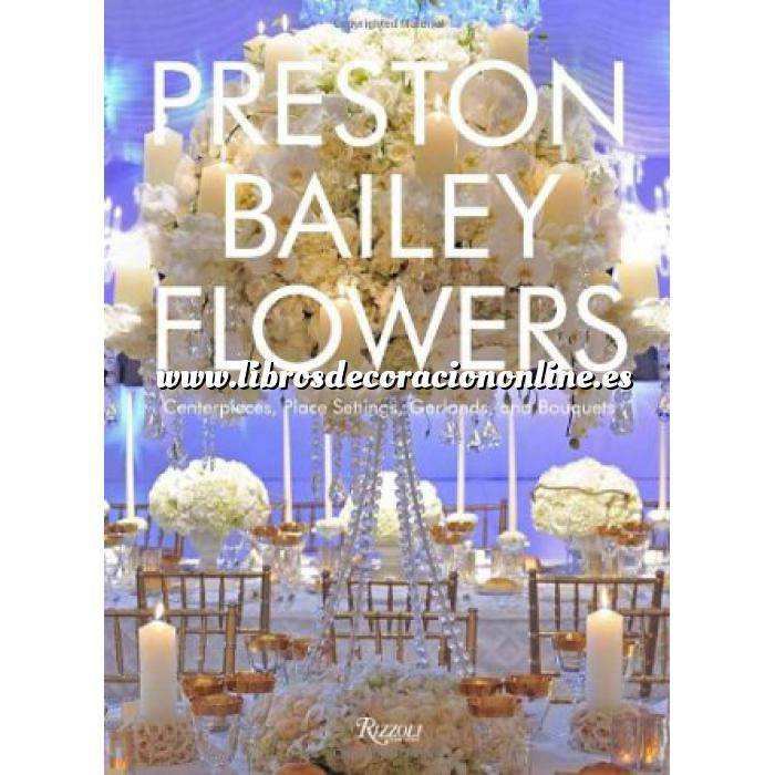 Imagen Presentación de mesas y arreglos florales
