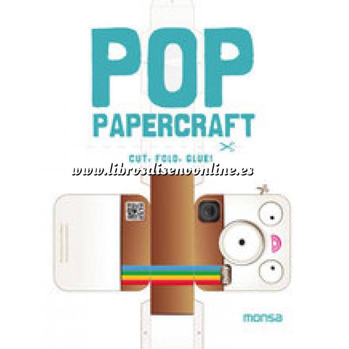 Imagen Diseño maquetación Pop papercraft