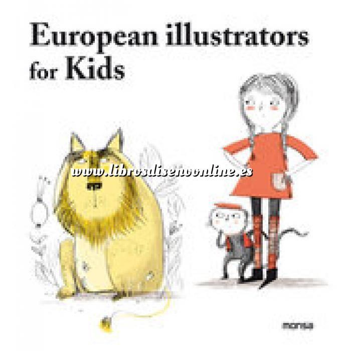 Imagen Ilustración European illustrators for kids