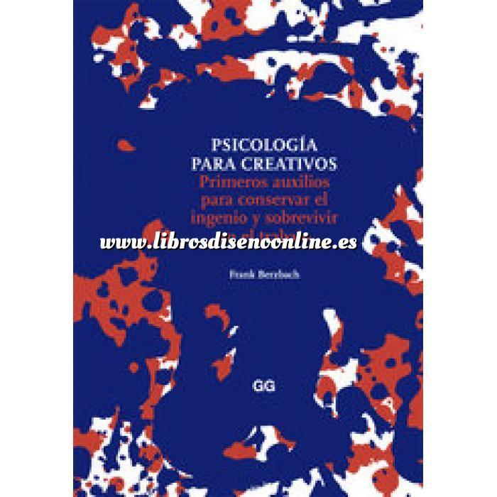 Imagen Ilustración Psicología para creativos.Primeros auxilios para conservar el ingenio y sobrevivir en el trabajo