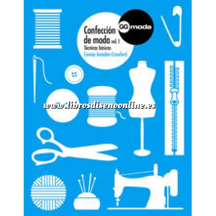 Imagen Moda Confección de moda, vol. 1  Técnicas básicas
