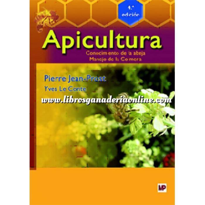 Imagen Apicultura Apicultura: Conocimiento de la abeja. Manejo de la colmena.