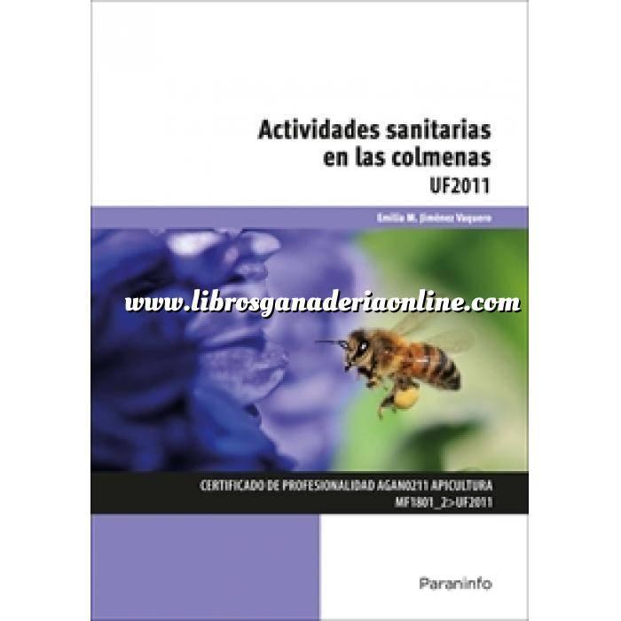 Imagen Apicultura  Actividades sanitarias en las colmenas UF2011