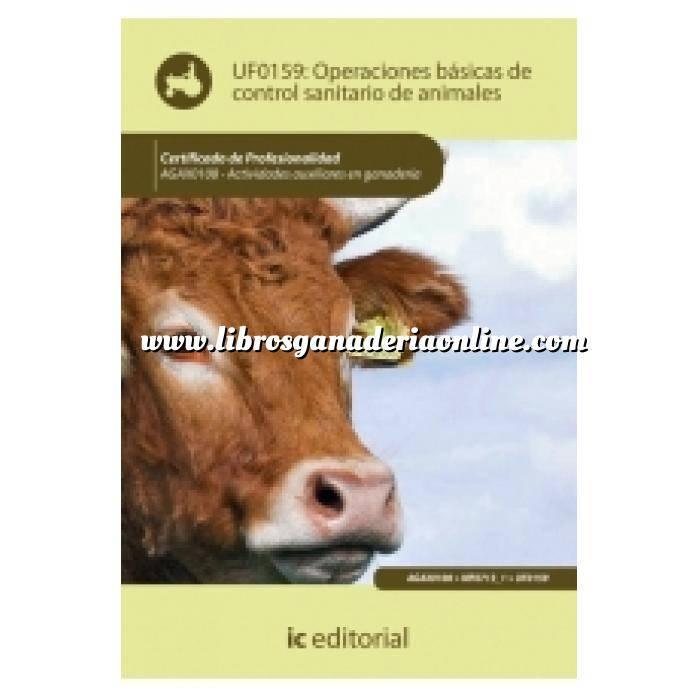 Imagen Bovino Operaciones básicas de control sanitario de animales