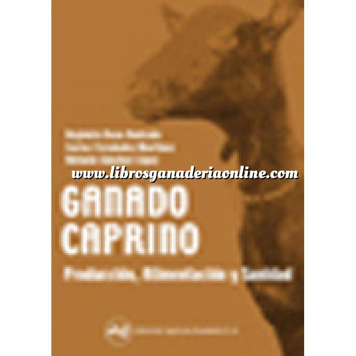 Imagen Ovino y Caprino Ganado caprino: producción, alimentación y sanidad