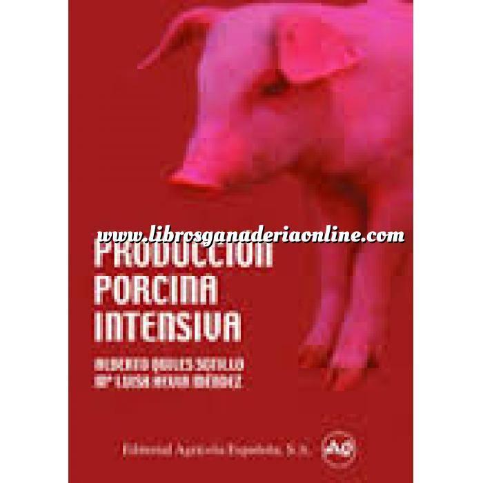 Imagen Porcino  Producción porcina intensiva