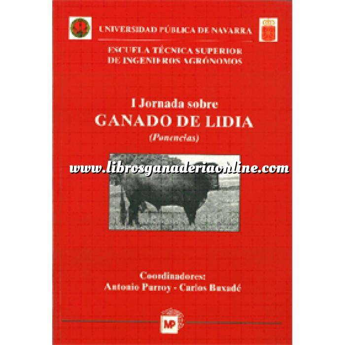 Imagen Toros y Tauromaquia I jornada sobre ganado de Lidia
