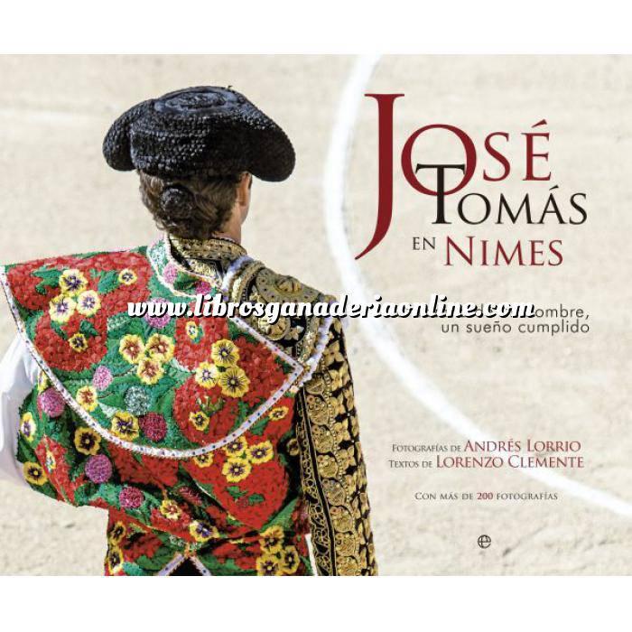 Imagen Toros y Tauromaquia José Tomás en Nimes